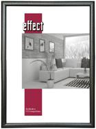 Kunststoff Bilderrahmen 30x30 Normalglas Grau